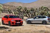 BMW X4 M и BMW X3 M