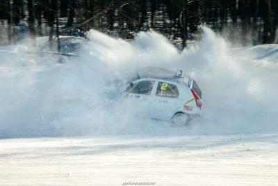 Кубок Пензенской области по зимним трековым автогонкам