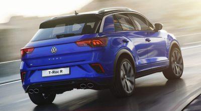 Мощная версия Volkswagen T-ROC