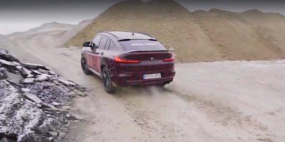 Компания BMW опубликовала тизерный видеоролик, в котором показаны кроссоверы X3 и X4 нового поколения, M-версии.