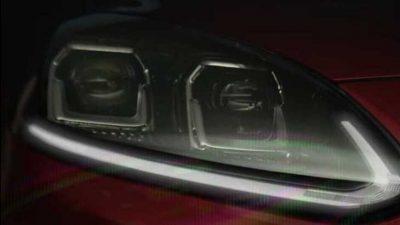 Компания Ford выложила на своих страницах в социальных сетях первый тизер нового поколения кроссовера Kuga.
