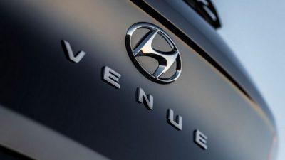 Hyundai-Venue
