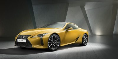 lexus-lc500-Yellow-Edition