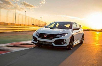 Honda Civic может стать гибридом на 400 лошадок