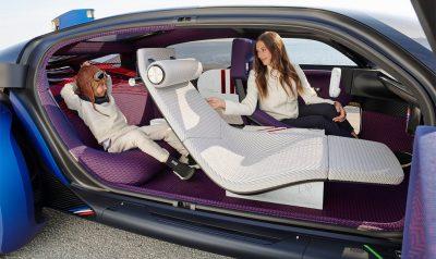 Citroen подготовила к своему столетнему юбилею концептуальный автомобиль под названием 19_19