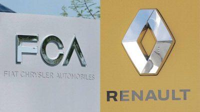Fiat-Chrysler-Renaul