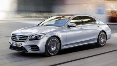 Mercedes отзывает более 1500 авто в РФ