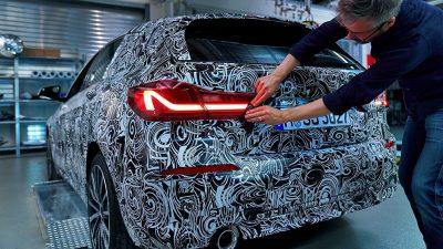 Скоро состоится премьера хетчбэка BMW 1-Series нового поколения.