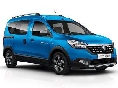 Renault начала принимать заказы на Dokker Stepway