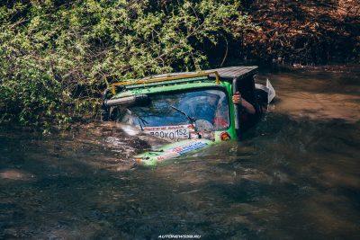 Грязные гонки - «Трофи-рубеж - 2019» в Пензе