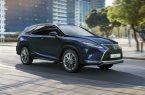 Обновленный Lexus RX