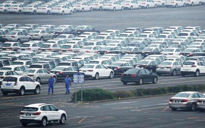 china-cars-port
