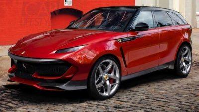 Ferrari-Purosangue