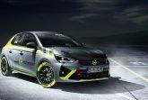 Opel Corsa-e для ралли
