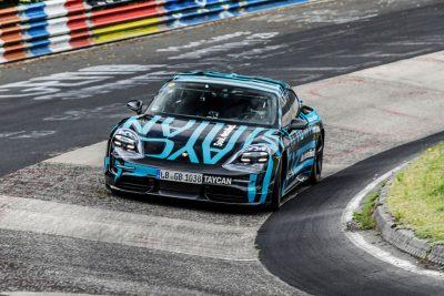 Porsche-Taycan-ecord