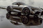 Toyota анонсировала старт продаж нового купе GR Supra