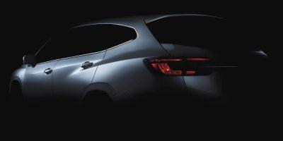 Subaru представит прототип Levorg