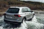 Volkswagen в России приступили к оформлению заказов на кроссовер Tiguan в новом исполнении «Winter Edition»