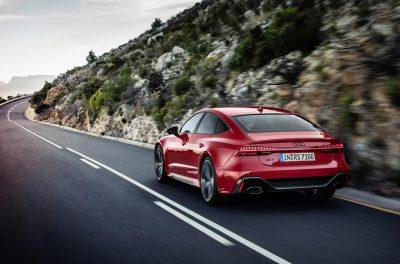 Audi показала новый RS 7 Sportback