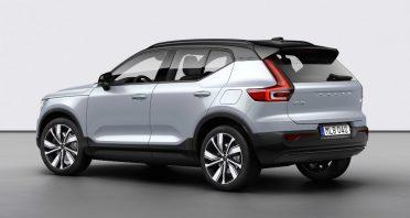 Volvo: представлен XC40 Recharge