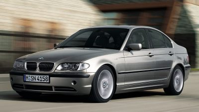 BMW 3-series-Е46