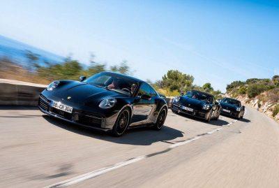 Porsche рассекретила новый 911 Turbo