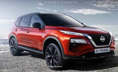 new-Nissan-X-Trail-new