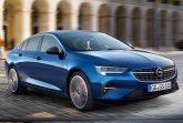 Opel обновил Insignia
