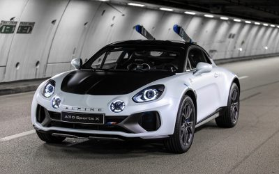 2020 - Show-car Alpine A110 SportsX