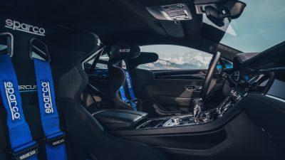 Bentley Continental GT стал внедорожником