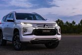 Mitsubishi сертифицировала для РФ обновленный Pajero Sport