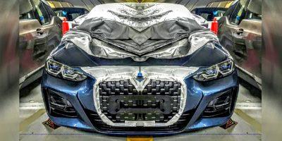 Новая BMW 4-Series