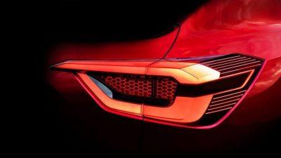 Компания Nissan опубликовала второй тизер своего нового компактного кроссовера.