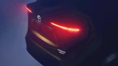 Toyota покажет в Женеве новый кроссовер