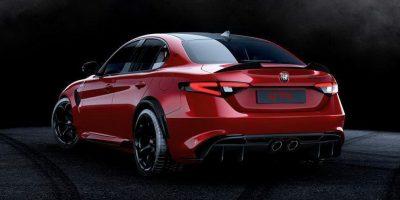 Alfa Romeo Giulia получил две спортивные версии