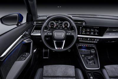 Audi представила кардинально другой A3 Sportback