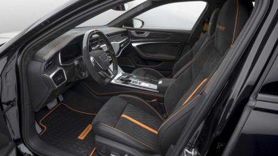 Audi RS6 Avant в версии Mansory