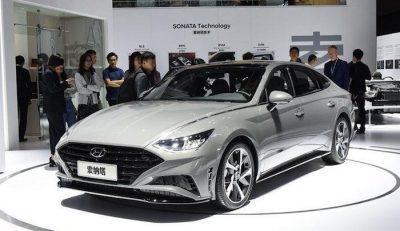 Hyundai Sonata получит длиннобазную версию