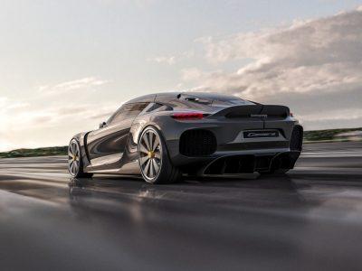 Koenigsegg представил очень необычную модель – купе Gemera