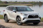 Toyota сертифицировала в России семиместный кроссовер Highlander