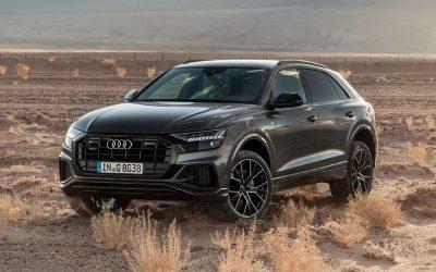 Audi отзывает в РФ кроссоверы Q7 и Q8