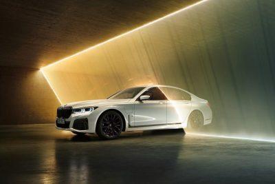 BMW 7 серии станет электрокаром