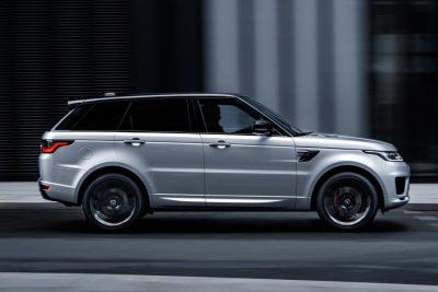 Land Rover откажется от дизельных V8