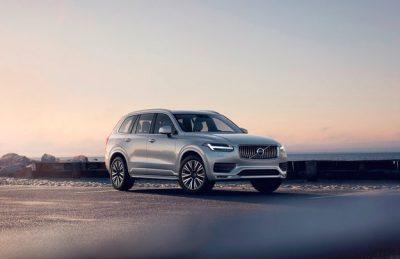Volvo изменила базовую комплектацию XC90