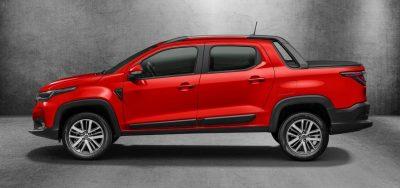 Fiat представил пикап Strada