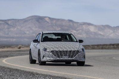 Hyundai Elantra получит «заряженную» версию N Line