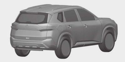 Дизайн нового Nissan X-Trail