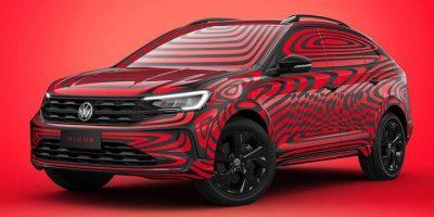 Бразильское подразделение Volkswagen опубликовало фотографии закамуфлированного прототипа нового компактного кроссовера Nivus.