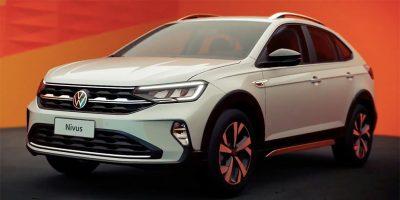 Volkswagen представил купе-кроссовер Nivus, созданный на базе модели Polo седьмого поколения.