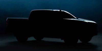 Первый тизер нового пикапа Mazda BT-50